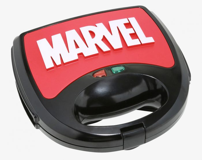 Marvel Logo Waffle Maker