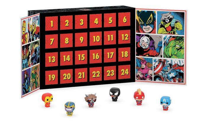 Marvel Funko POP Pocket Calendar