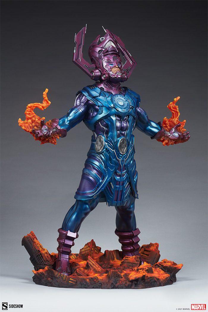 Marvel - Galactus Statue