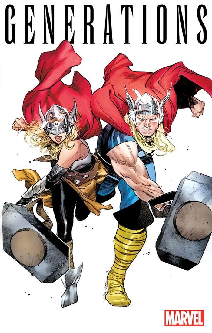 Marvel Generations - Thor