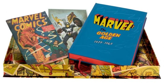 Marvel Golden Age Collection 1939-1949