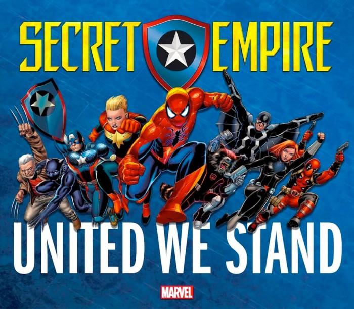 Marvel Secret Empire Teaser
