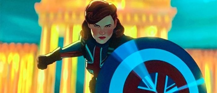 Marvel's What If...? - Peggy Carter as Captain Britain