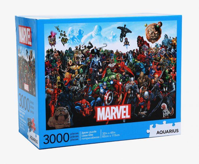 Marvel Comics Puzzle