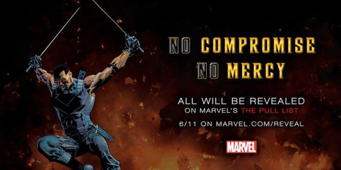 Marvel Comics - Blade Event Teaser