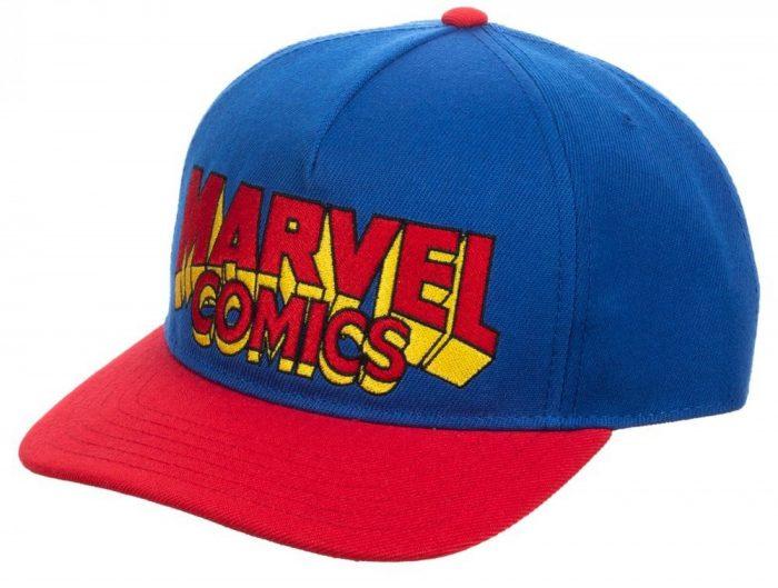 Marvel Comics Vintage Logo Hat