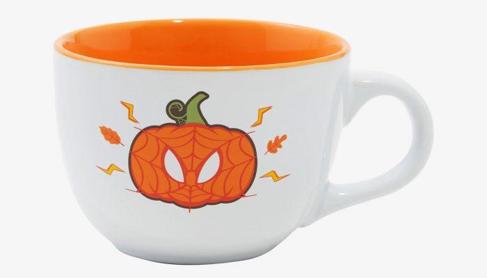 Marvel Eat the Universe Pumpkin Spice Mug