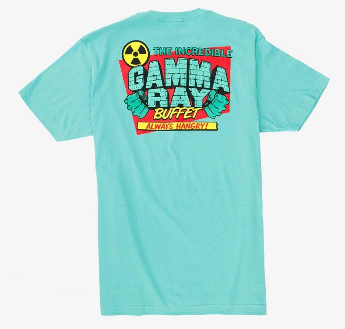 Marvel Eat the Universe Gamma Ray Buffet Shirt
