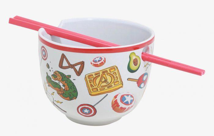 Marvel Eat the Universe Ramen Bowl