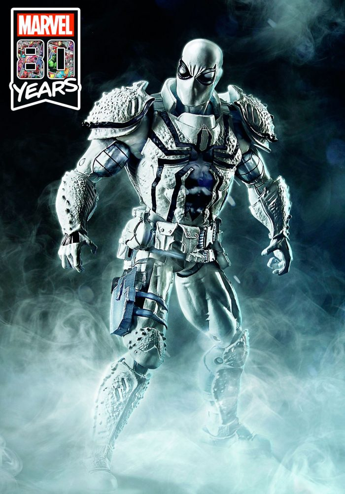 Agent Anti-Venom Marvel Legends Figure