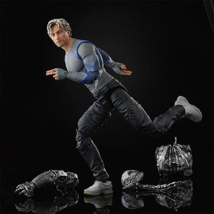 Marvel Legends - Quicksilver Figure