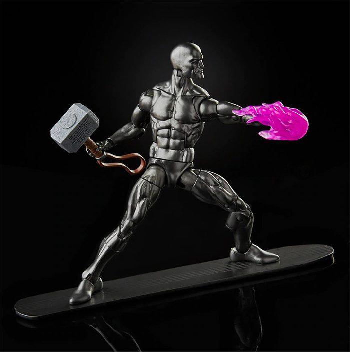 Marvel Legends - Silver Surfer with Mjolnir