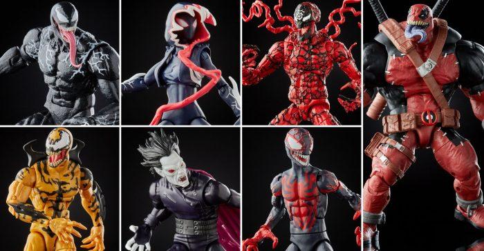 Marvel Legends - Venompool Wave