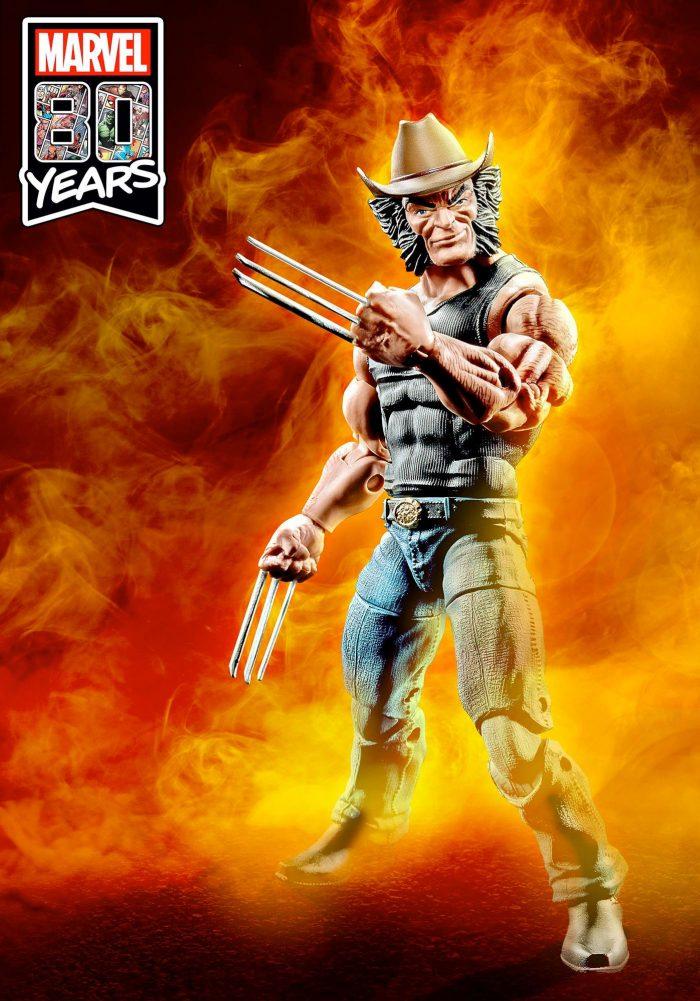 Marvel Legends - Wolverine Cowboy