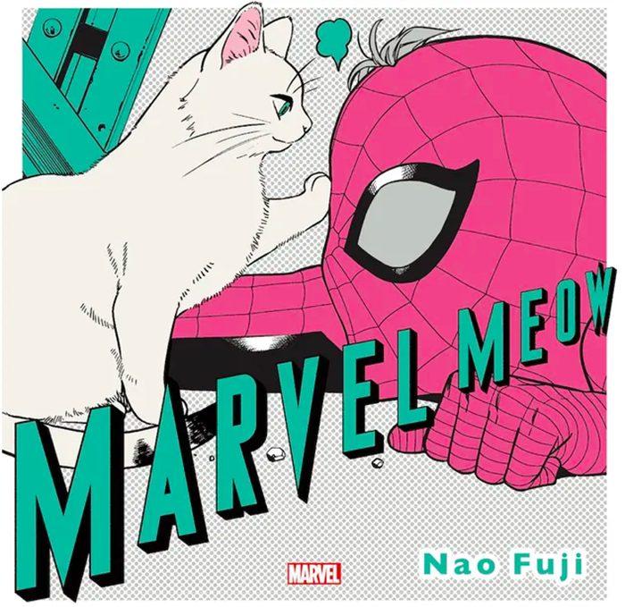 Marvel Meow - Manga