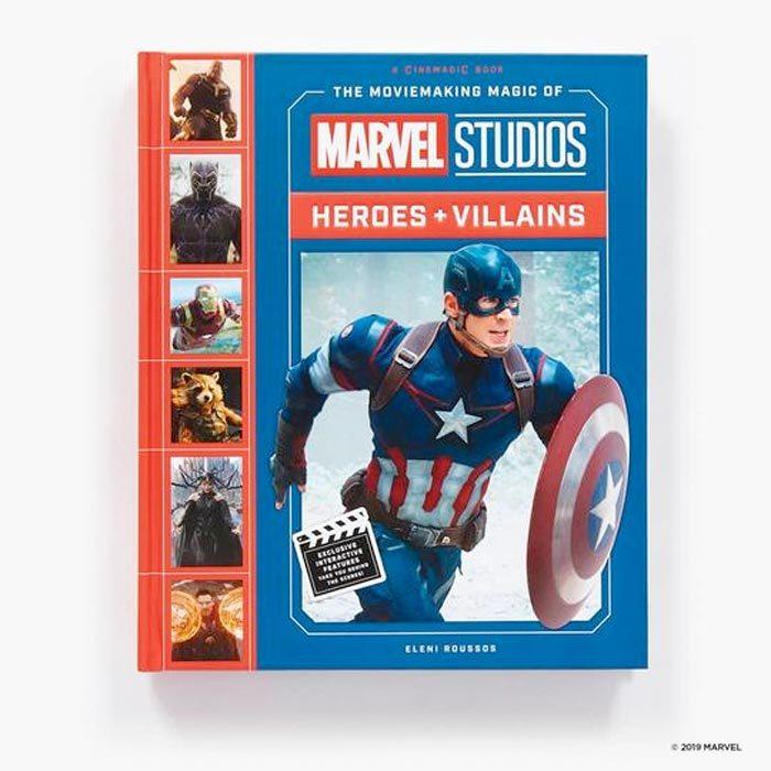 Marvel Studios Moviemaking Magic Book