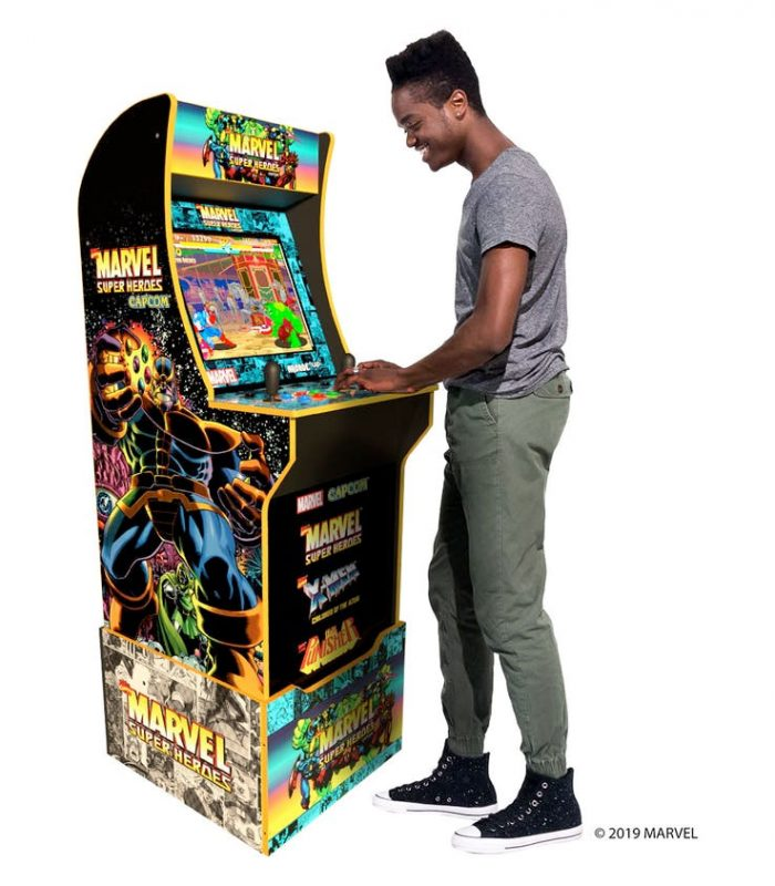 Marvel Super Heroes Arcade1Up Cabinet