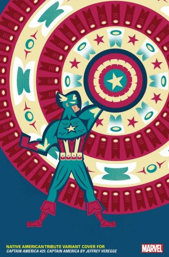 Marvel Voices - Native American Variant Covers