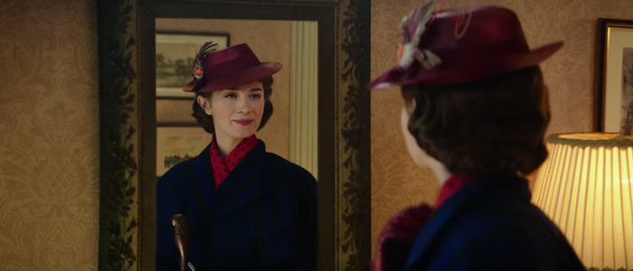 Emily Blunt Flies Through a Practically Perfect Dance Number in New 'Mary Poppins Returns' Image