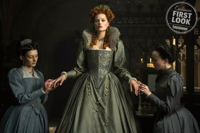 Mary Queen of Scots Margo Robbie
