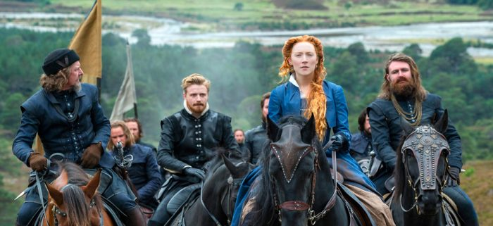 'Mary Queen of Scots' Trailer: Ronan v. Robbie: Dawn of Justice