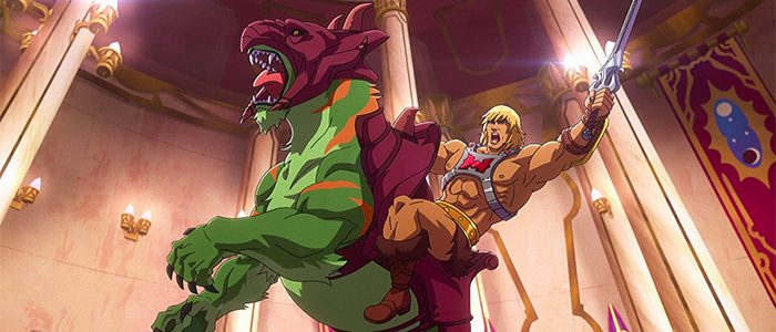 New Masters of the Universe Animated Series
