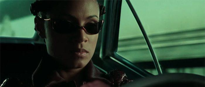 Jada Pinkett-Smith in The Matrix ReloadedSalma Hayek Auditioned for The Matrix