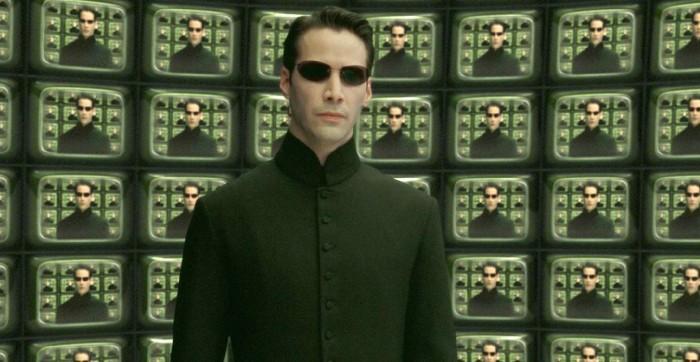 The Matrix Reloaded - Evolution of Keanu Reeves