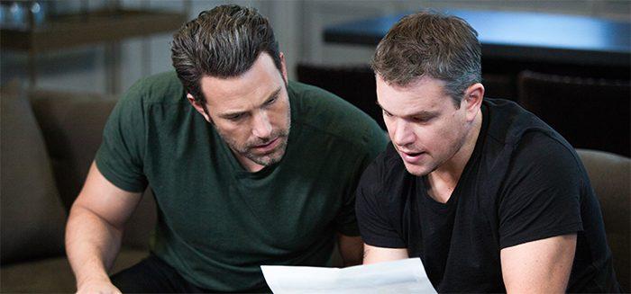 Matt Damon and Ben Affleck Movie