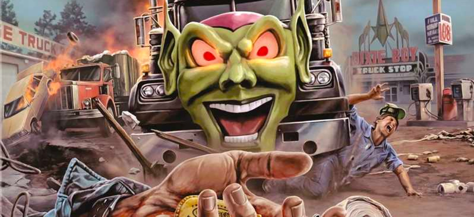 maximum overdrive blu ray clip praises stephen king s only