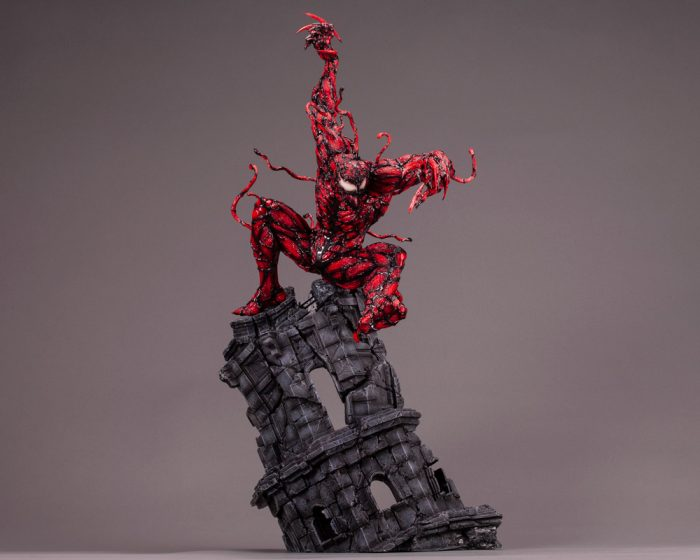Maximum Carnage Kotobukiya Fine Art Statue