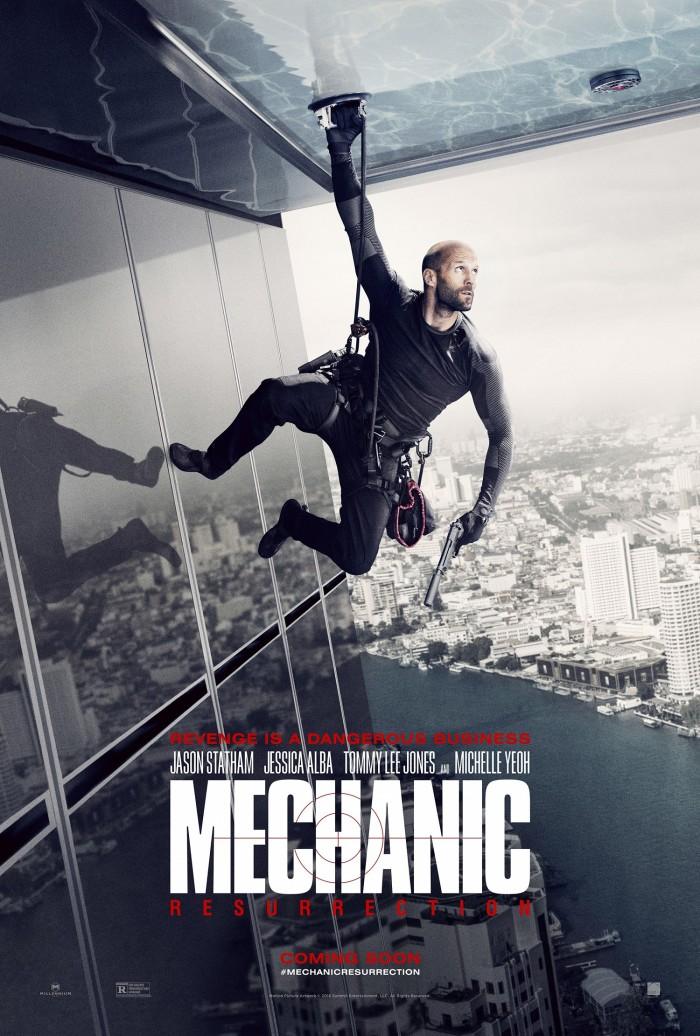mechanic resurrection trailer