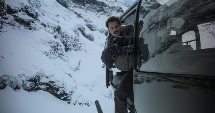 'Mission Impossible: Fallout' Trailer Features More High Flying Cruise