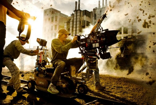 michael bay transformers 4 interview