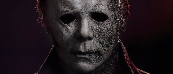 Michael Myers Total Film Cover