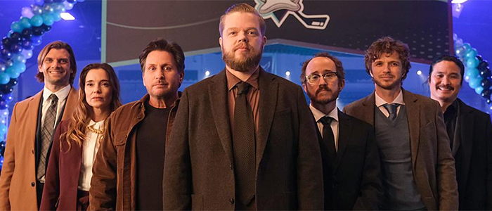 The Original 'Mighty Ducks' Talk About Reuniting for 'Game Changers' and Getting Back on the Ice [Interview]