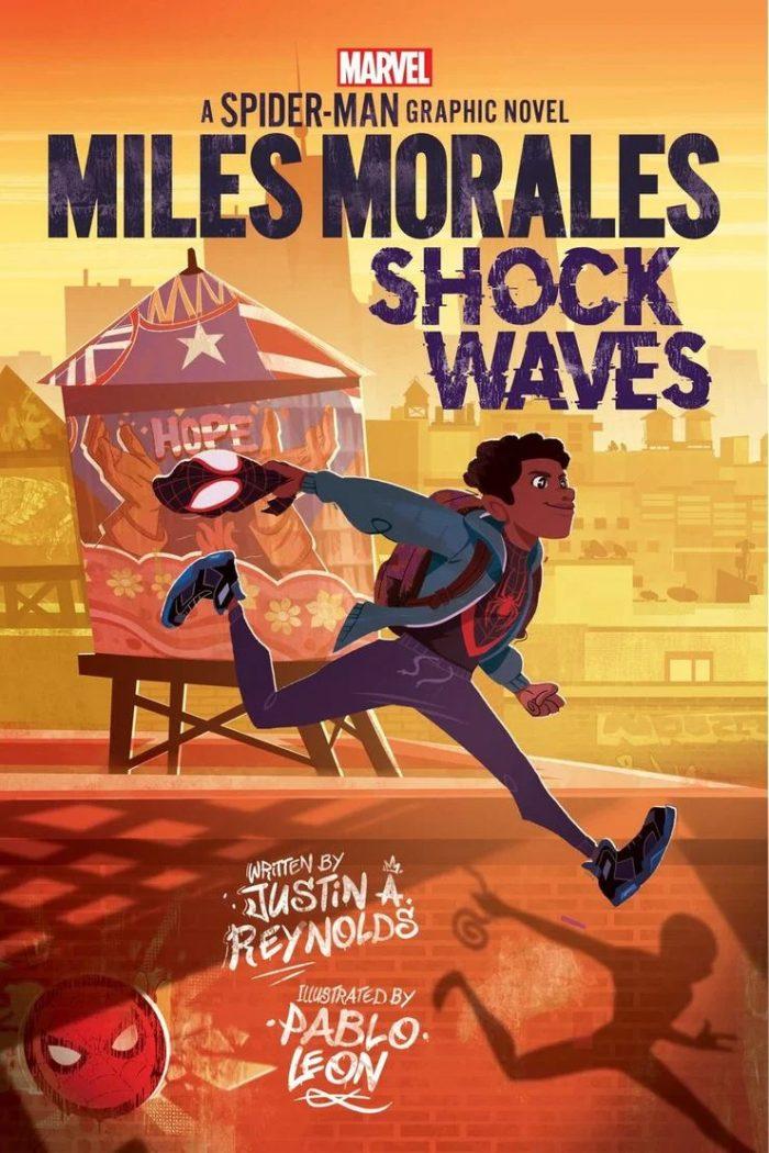 Miles Morales - Shock Waves