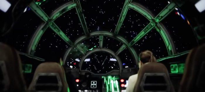 millenium falcon cockpit galaxys edge