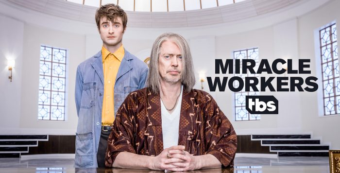Miracle Workers Trailer
