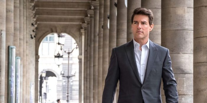 'Mission: Impossible 7' Set Photo Teases Tom Cruise's Latest Death-Defying Stunt