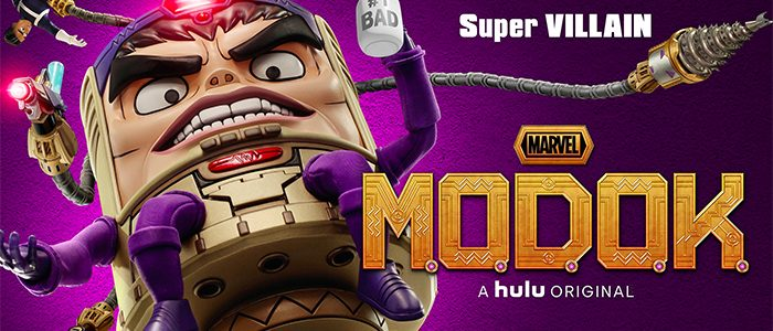 MODOK Banner