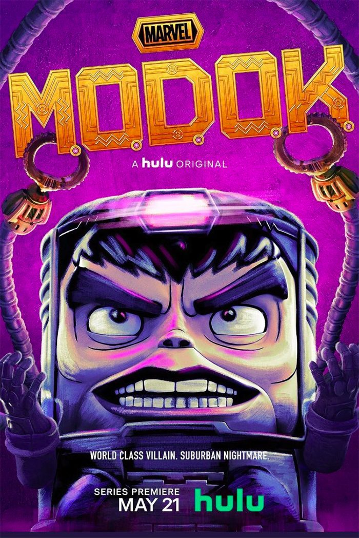 MODOK Poster