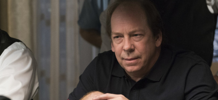 Bill Camp stars in MOLLY'S GAME (Michael Gibson/Motion Picture Artwork)