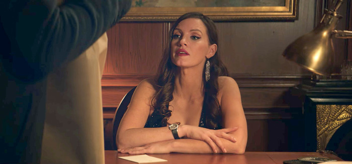Molly's Game Reviews - Jessica Chastain