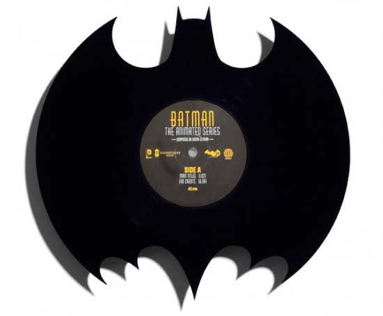 mondo batman vinyl