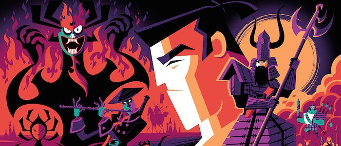 Mondo Comic Con Posters Star Wars Labyrinth Samurai Jack And More