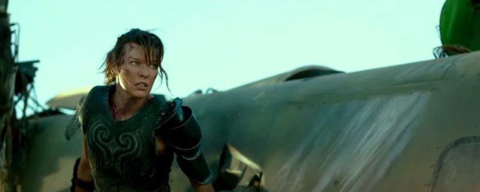 'Monster Hunter' Trailer: Milla Jovovich Battles Big Monsters With Even Bigger Swords