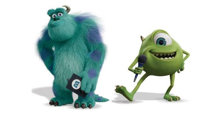 Monsters at Work Images