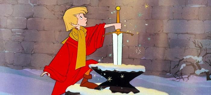 movie mixtape sword in the stone