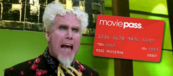 MoviePass Limits Movie Choices